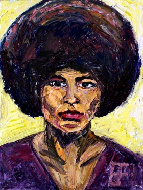 forrest_angela_davis_oil_on_wood_12x9_2013
