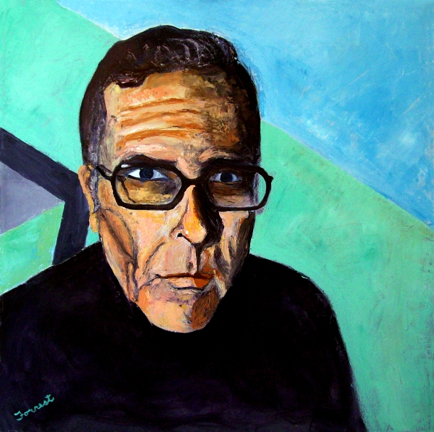 forrest_self_portrait_oil_on_canvas_24x24_2010