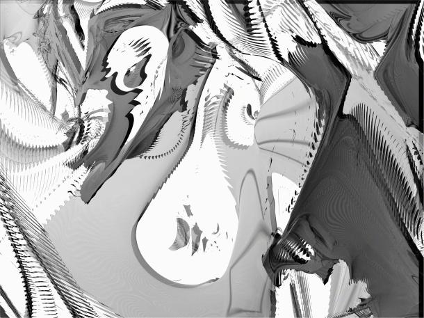 Alien Challenges Mother Goose for Gang Leadership (2015) Digital, 9000 x 6750 pixels